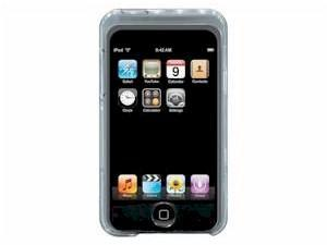 FUNDA RIGIDA TRANSPARENTE PARA IPOD TOUCH