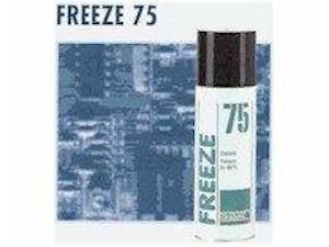 SPRAY NIEVE LIQUIDA KONTAKT FREEZE 75 400ML