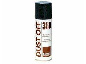 SPRAY AIRE COMPRIMIDO INVERTIBLE KONTAKT DUST OFF 360 200ML